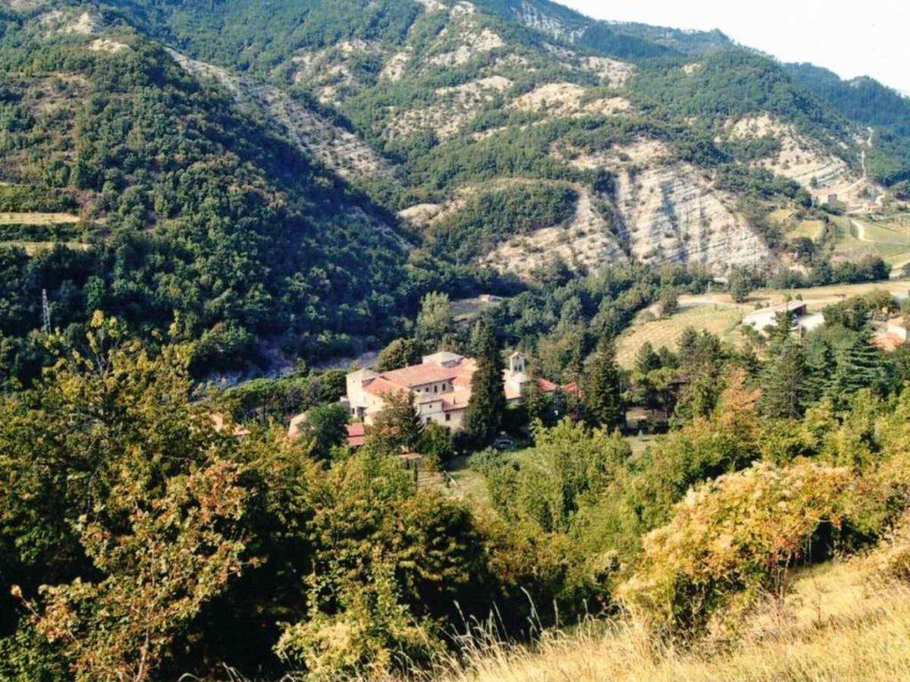 Susinana - Il complesso fra i monti del Mugello